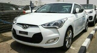 Hyundai veloster a venda