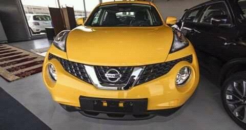 Nissan joke á venda