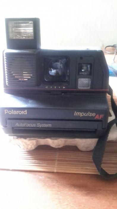 Фотоаппарат Polaroid в отличном состоянии, рабочий!