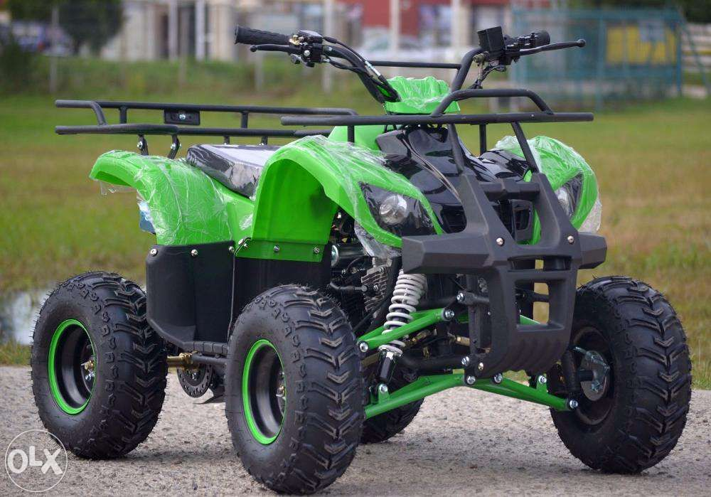 OFERTA SPECIALA: ATV ARIEL Explorer 125 Nou cu Garantie, Import german Bucuresti - imagine 2