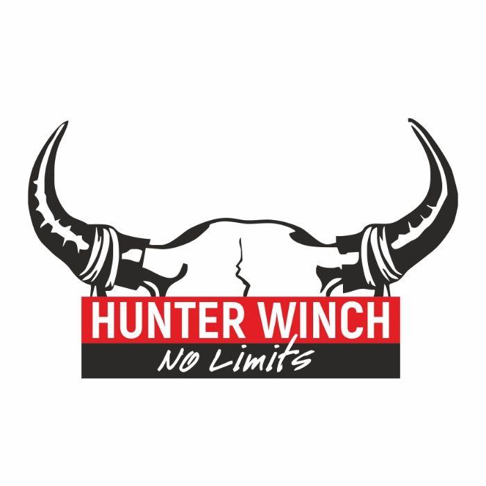 Лебедка Hunter Winch P9500 POWER 12V 9500lbs синтетично въже гр. Бургас - image 2