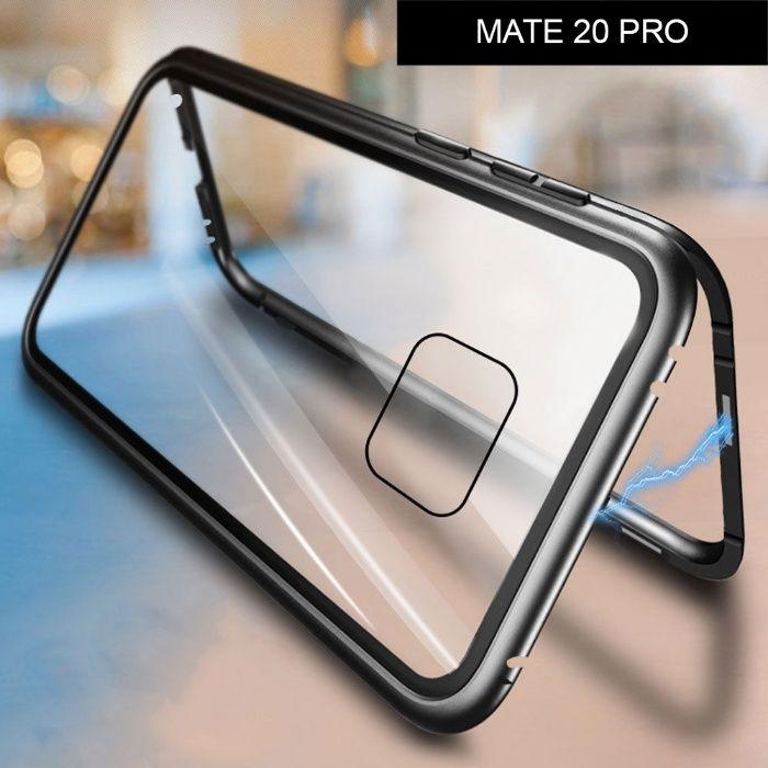 360 Алуминиев магнитен бъмпер кейс HUAWEIM Mate 20 PRO, Mate 20 Lite