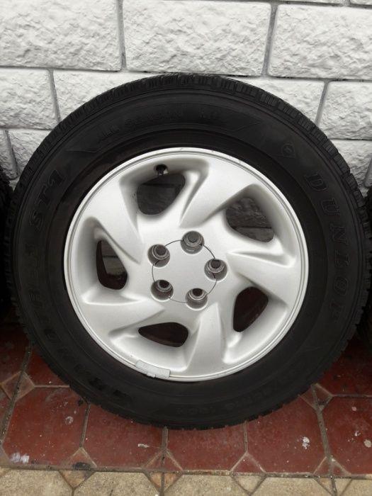 Jante Toyota RAV4 6.5x16 5x114,3 Oradea - imagine 4