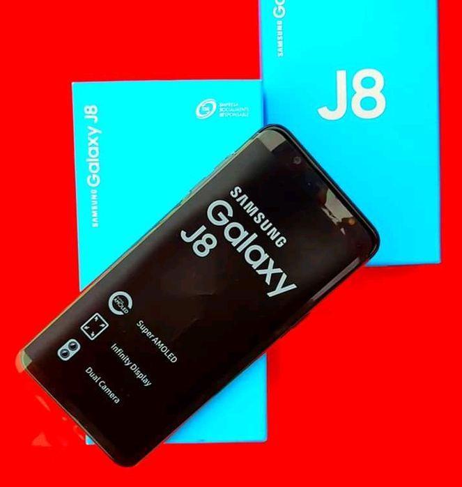 Samsung Galaxy J8 2018 Dual Sim de 32Gb novo e autêntico com os extras