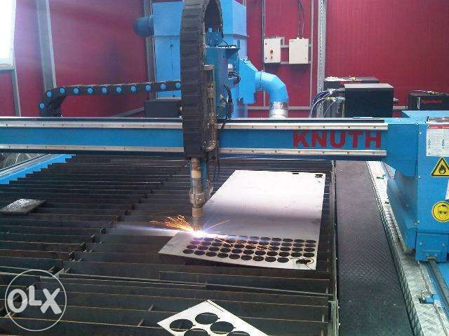 Masina de taiat cu plasma hypertherm hpr 400 xd