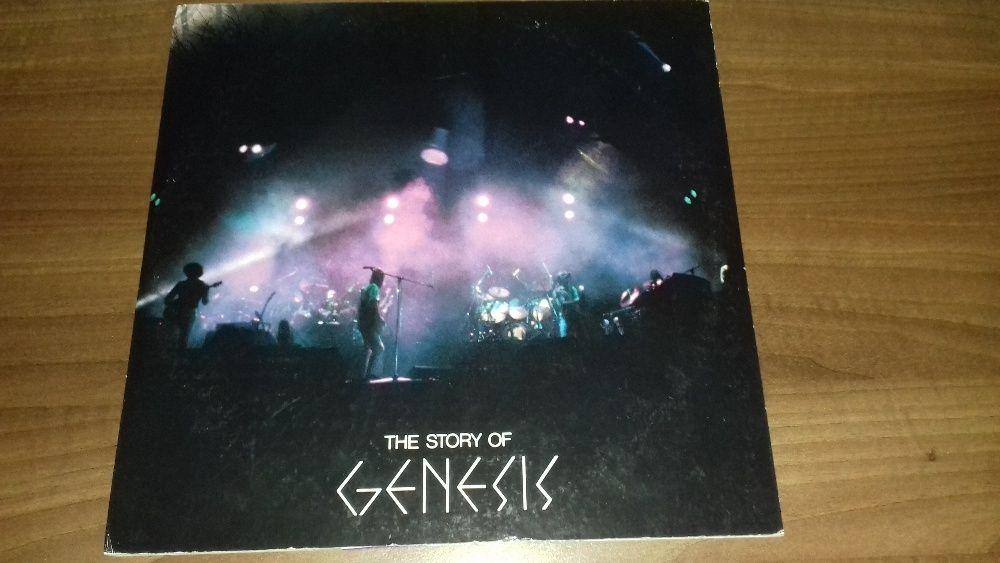 Genesis - The Story of Genesis - vinil, vinyl, viniluri