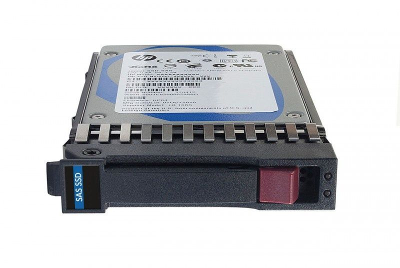 Серверный жесткий диск HPE 400Gb SAS N9X95A 2.5 SSD