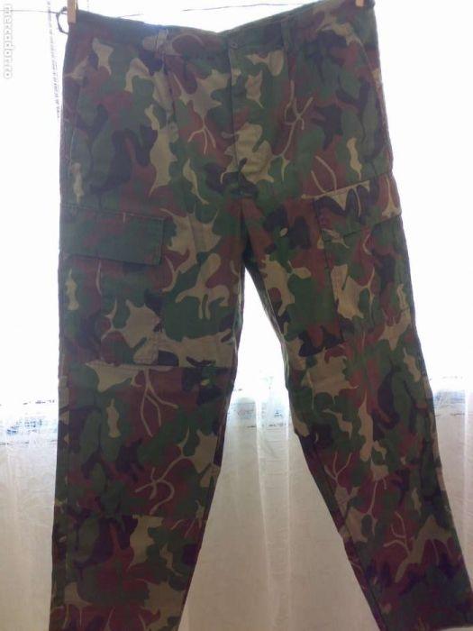 pantaloni pentru pescuit si vanatoare