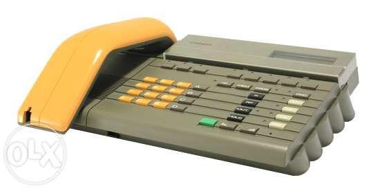 Vand set doua telefoane secretariat 3 linii oras Alcatel 5101 Quark