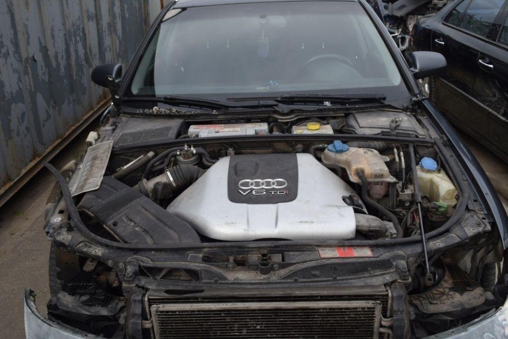 Dezmembrez Audi A4 2004 2.5 TDI Motor BDH cu Axe de Titan Euro 4