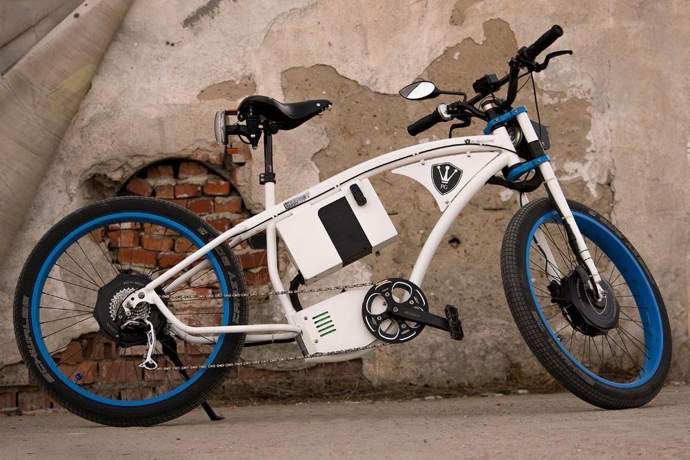 PG Bikes Black Block 2, eBike, bicicletă electrică