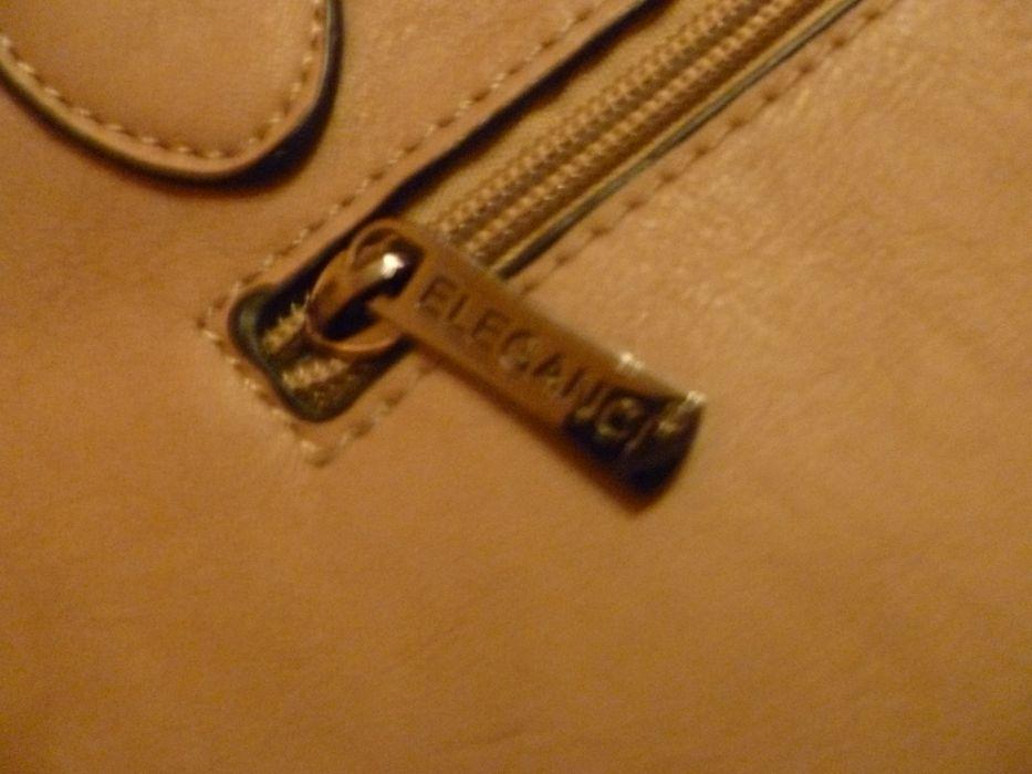 Италианска чанта - твърда - бежова - ПОСЛЕДНО НАМАЛЕНИЕ гр. Горна Оряховица - image 8