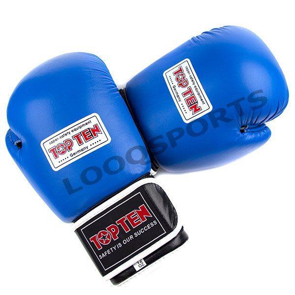 Кожаные боксерские перчатки с бесплатной доставкой