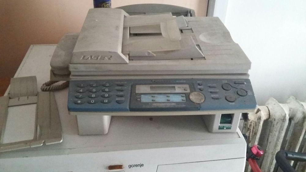 Продам мфу 5 в 1 принтер,сканер, ксерокс, телефон/факс.