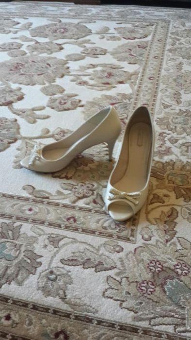 Красивые и удобные летние туфли