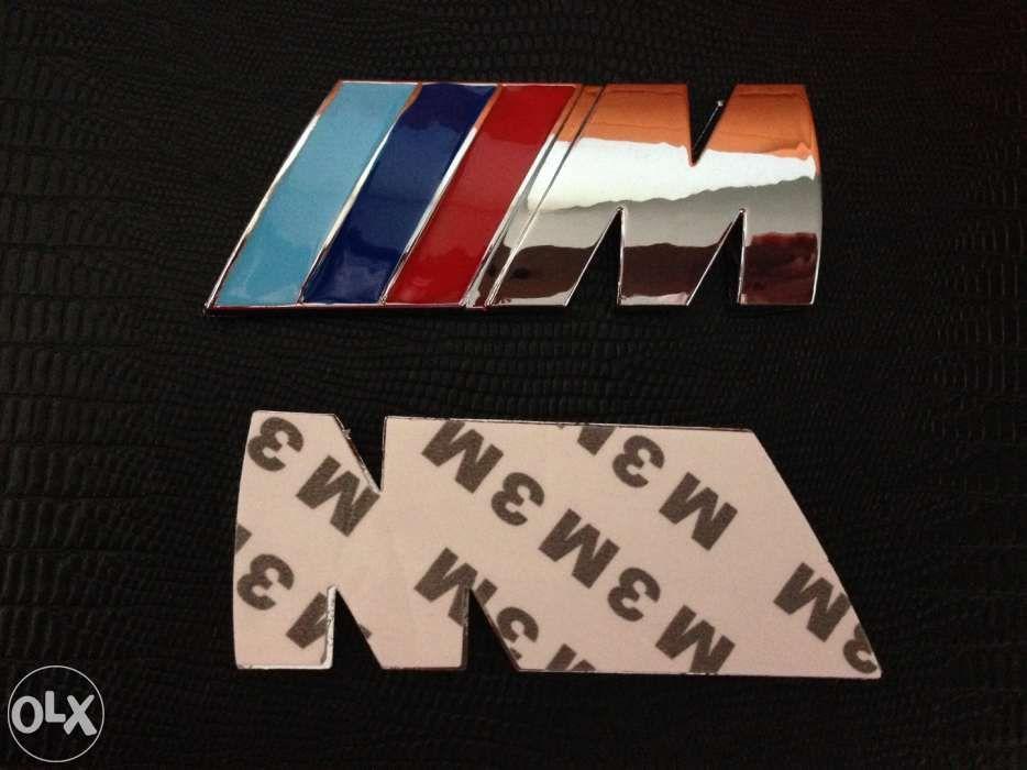 Emblema BMW M-line (spate)