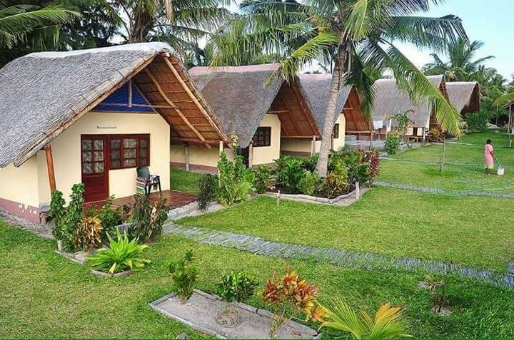 Vende se Excelente casa de férias 1hect vista mar Vilanculos