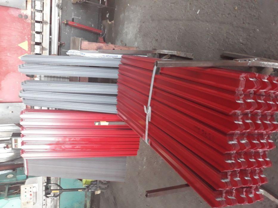 Vând sipcă metalică pentru garduri