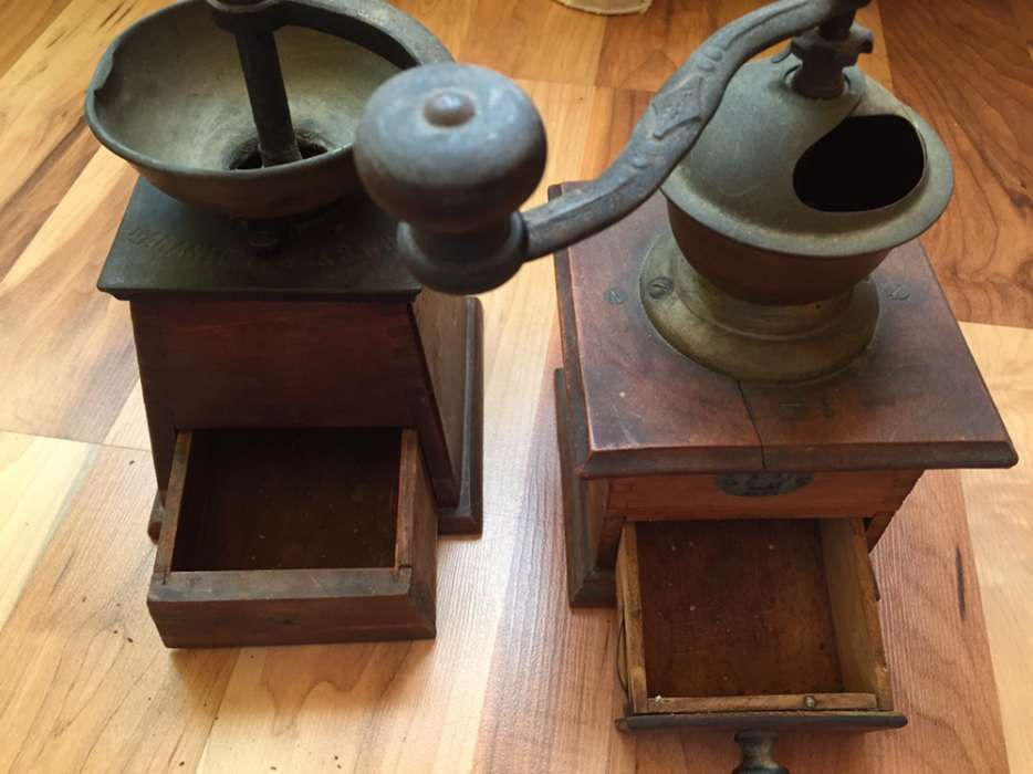 macinătoare veche pentru cafea
