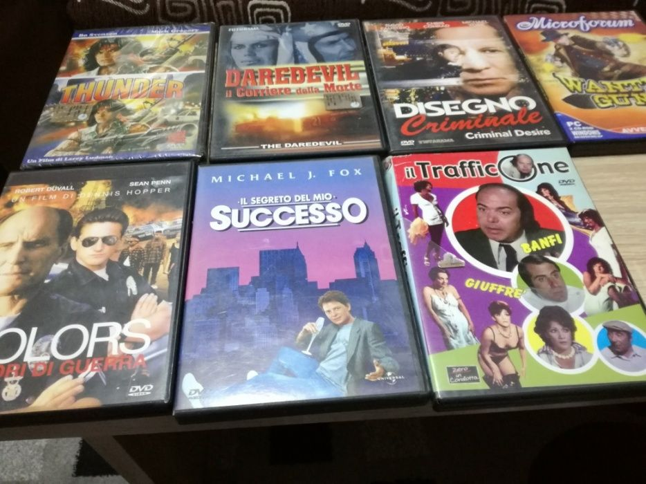 DVD-uri de vanzare