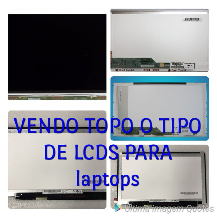 Lcds para laptops