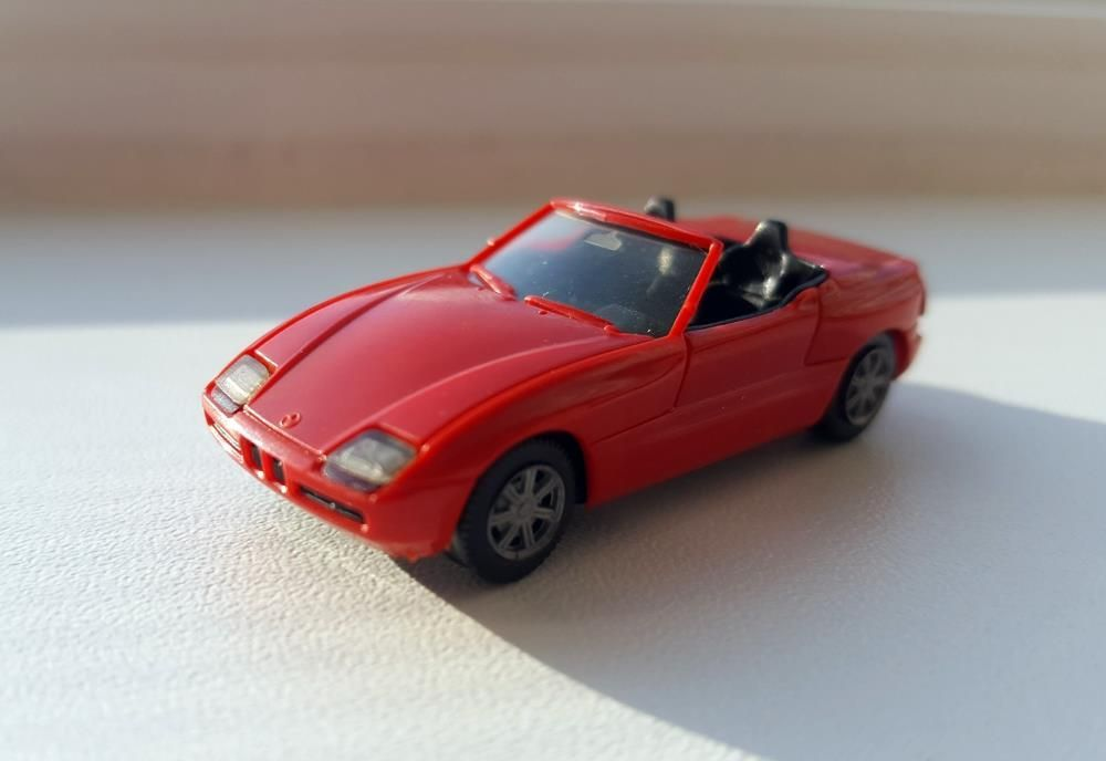 Macheta BMW Z1 Herpa Miniaturmodelle