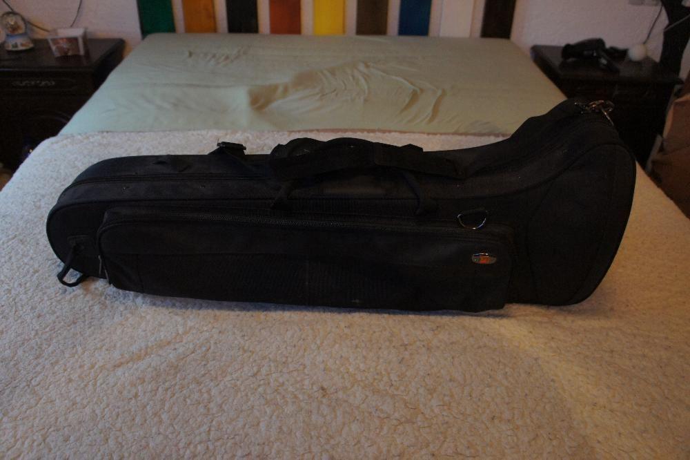 Vand case pentru trombon, Protec