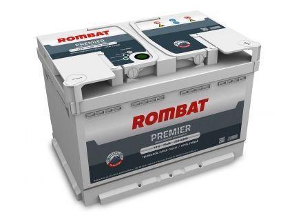 Baterie auto Rombat, Premier, 50AH, 500A, 5502370050