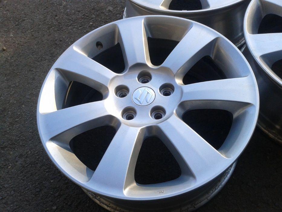 18'' 5x114,3x60,1 оригинални алуминиеви джанти за Suzuki,toyota...