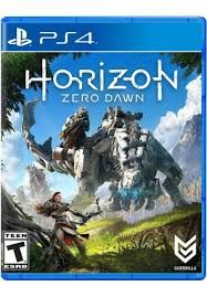 jogo de PS4 Horizon zero dawn (EXCLUSIVO PS4)