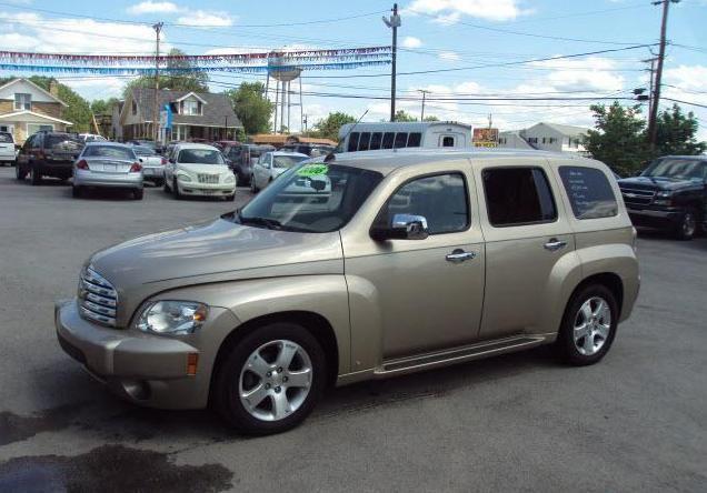Chevrolet HHR 2008 на части
