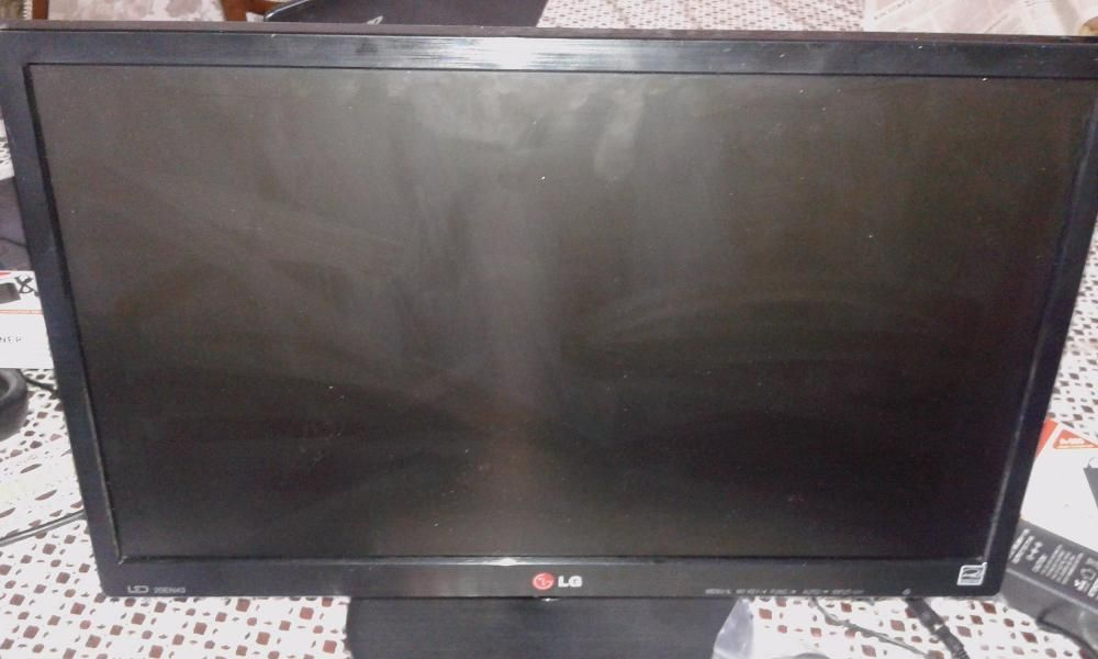 Монитор LG 20 led model: En43 (Без коробки)