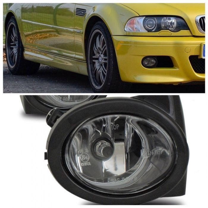 Халоген БМВ М5 Е39 десен М3 Е46 ляв BMW М предна броня Е39 М пакет Е46