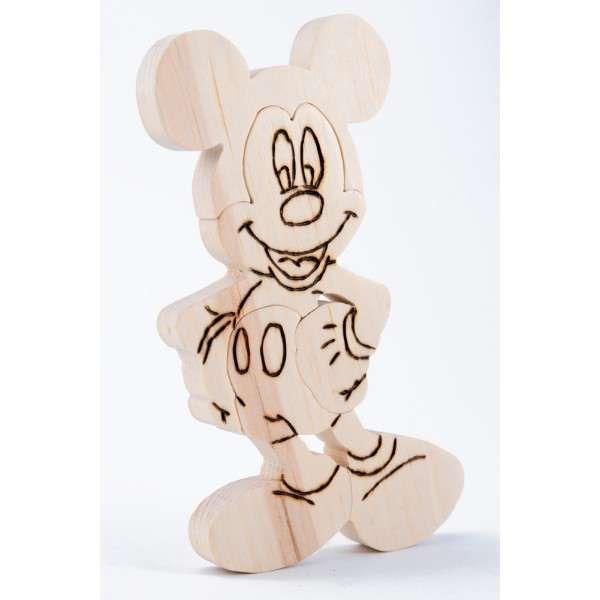 Пъзел играчка - Мики Маус