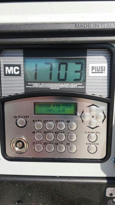 Reparatii si calibrare pompe distributie motorina Piusi.