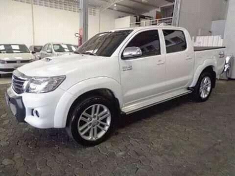 Promocão Toyota hilux 0klm
