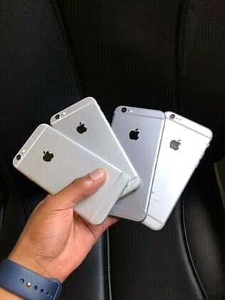 Iphone 6 16gbs Colour Ask