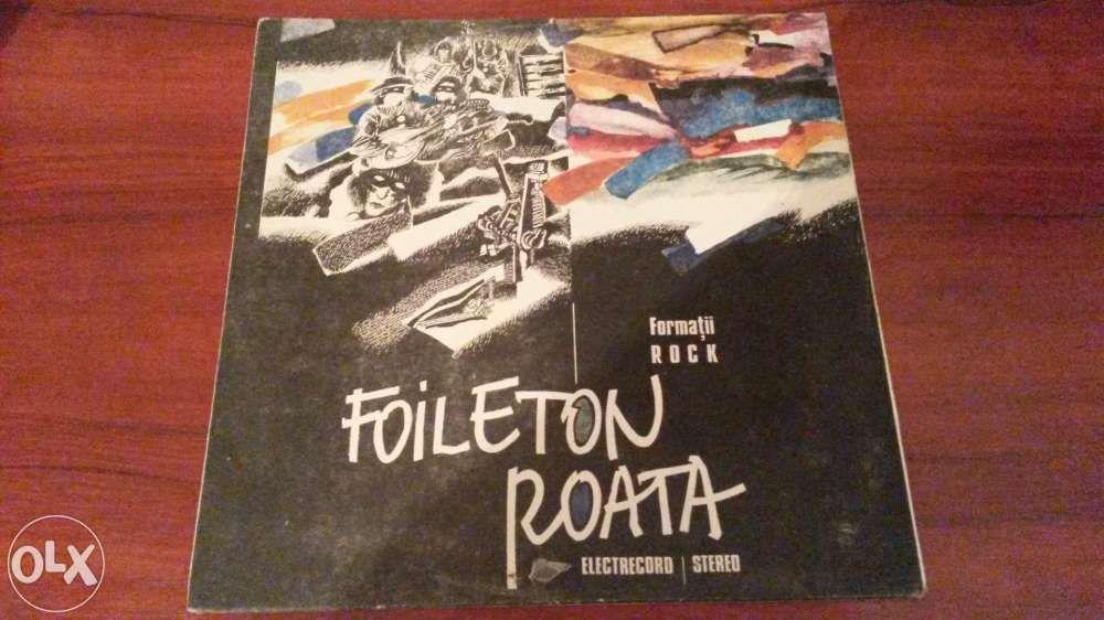 Disc vinil 'Roata - FOILETON' stare foarte buna