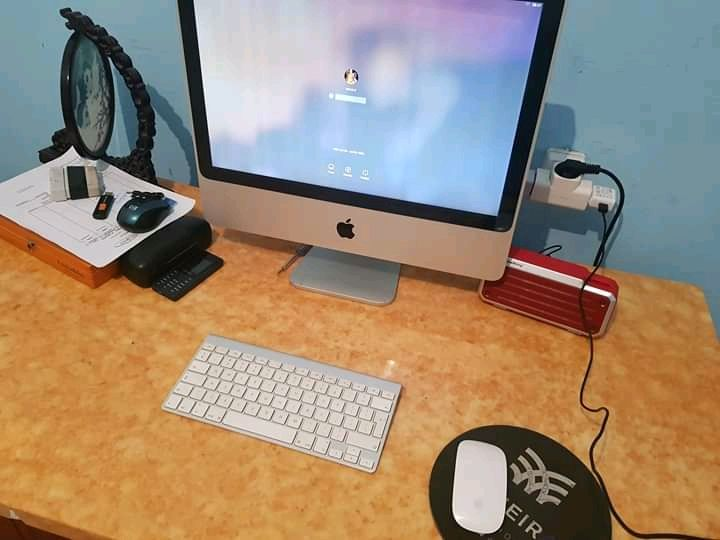 Vendo computador iMac em perfeitas condições