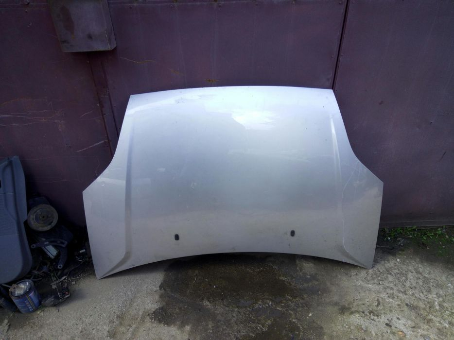 Capota fata Ford Fiesta,capota Ford Fiesta,gri argintiu