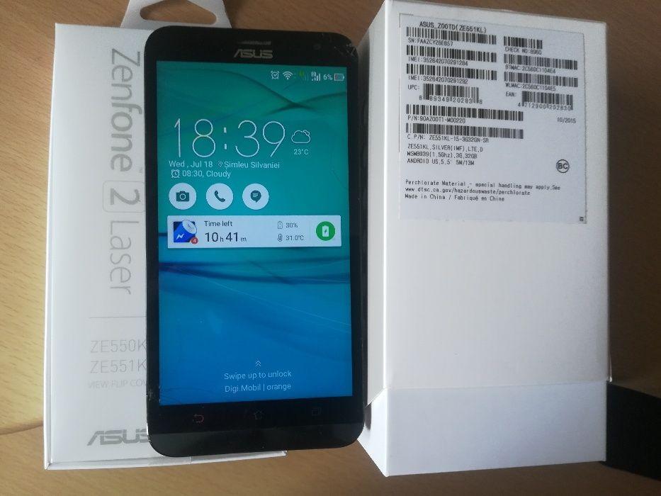 Vand Asus Zenfone 2 Laser ZE551KL,3gb ram,32 gb