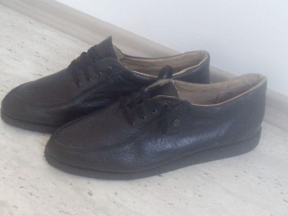 Мъжки обувки от естествена кожа , N44
