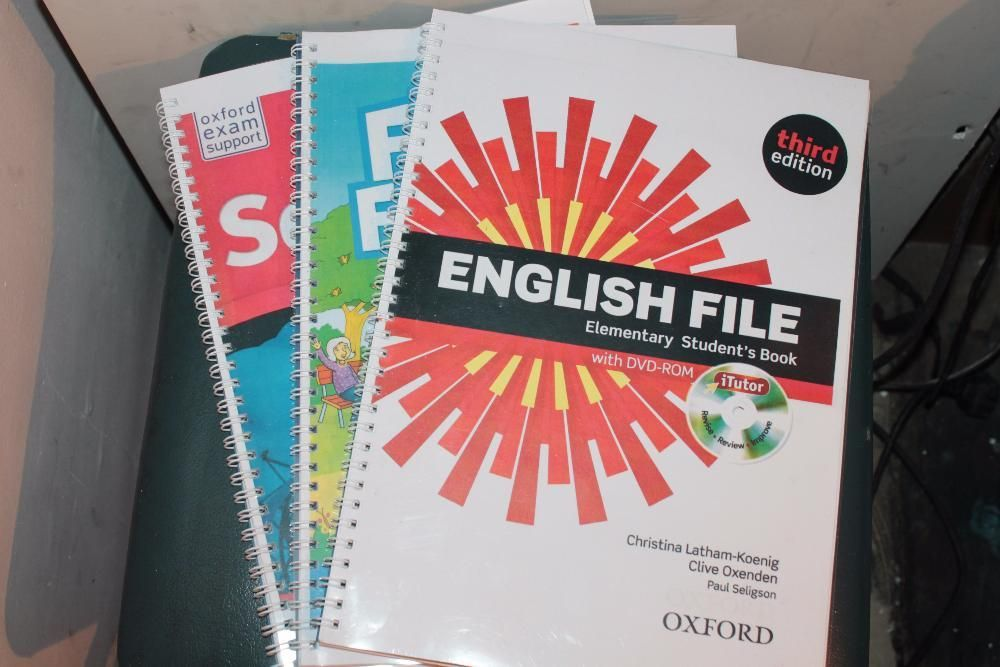 English File 3rd