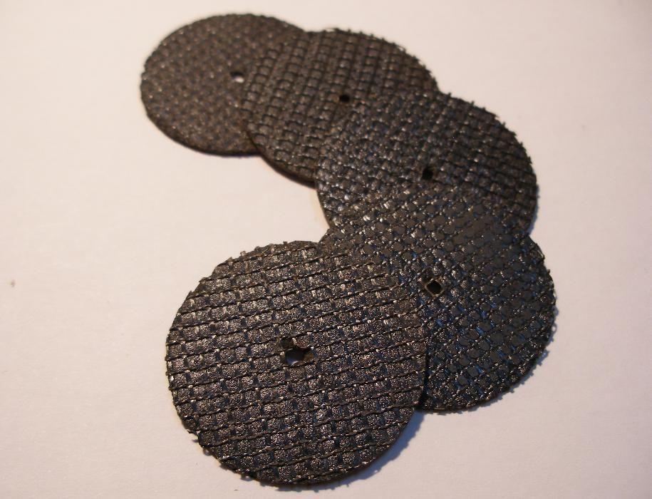10 бр Армирани дискове за рязане на метал за Dremel Дремел бормашина