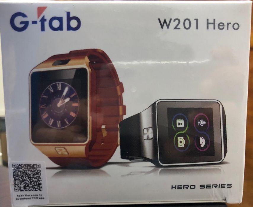 Smart watch w 201