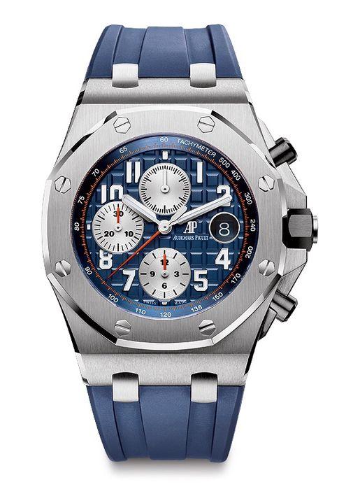 Часовник AUDEMARS PIGUET Royal Oak Offshore Chronograph Navy Blue