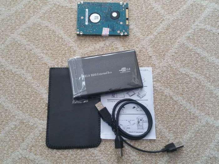 HDD intern SATA sau extern USB Mercedes Star C3 C4 C5 DAS XENTRY