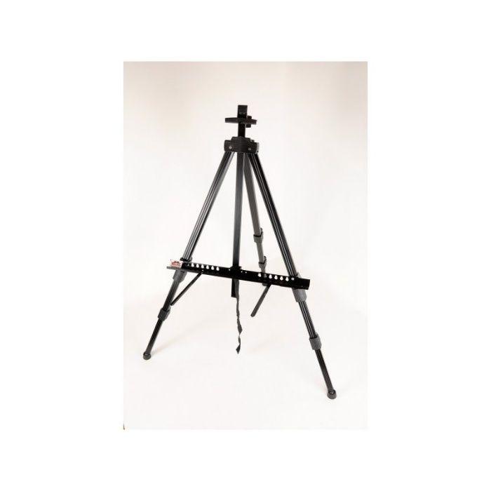 Sevalet(trepied) de teren metalic telescopic cu husa