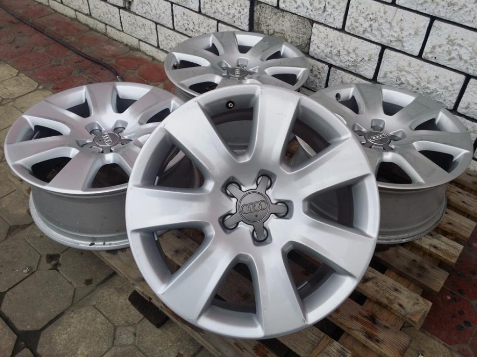 Jante Originale Audi A4, A6, A8 7.5x18 et 26 Oradea - imagine 6