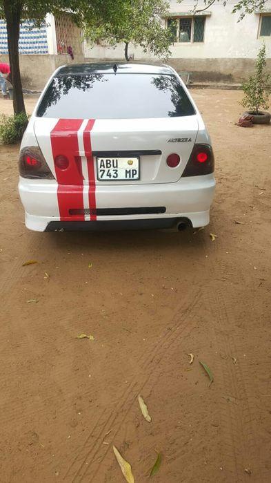 Toyota Altezza 4Cc